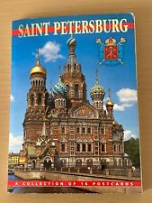 More details for collection of 16 postcards saint-petersburg russia