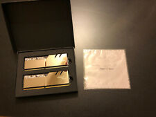 G.SKILL Trident Z Royal Silver 32GB (2 x 16GB) 288-Pin SDRAM DDR4 3600