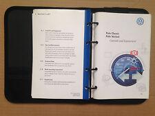 VW POLO CLASSIC & ESTATE Owners Manual Handbook 1.4 1.6 TDi 1.9 SDi Diesel CL