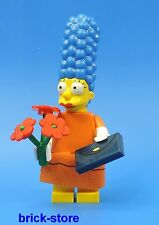 LEGO LE Simpsons Série 2 (71009) FIGURINE (nr.02) Marge Simpsons