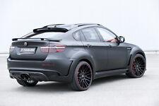 """Hamann Central Rear Muffler """"SuperSound"""" + Rear Center Molding BMW E71 X6M"""
