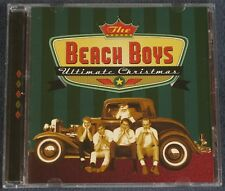 The Beach Boys Ultimate Christmas CD Nov 1998 Capitol Records Surfing Hot Rod