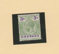 Grenada 110 3sh  1922 KGV mint