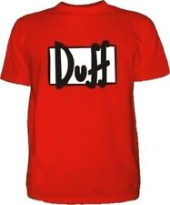 CAMISETA SIMPSON CERVEZA DUFF BEER OFFICIAL CAMISETA XL