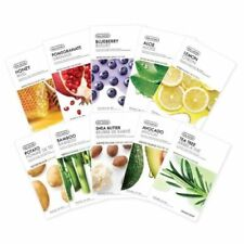 THE FACE SHOP - Real nature FACE/SHEET MASK - Korean Cosmetic - UK SELLER