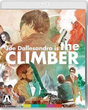 THE CLIMBER , UNCUT , BLU-RAY & DVD , ARROW VIDEO + BOOKLET REGION B