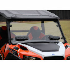 POLARIS GENERAL DUAL HARD COATED VENTED WINDSHEILD SEIZMIK 25020 VERSA-VENT