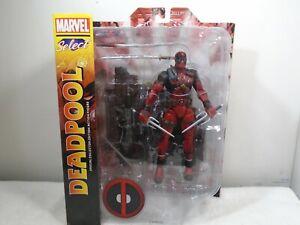 "Marvel Select DEADPOOL 7"" Action Figure Diamond Select Toys 2015"