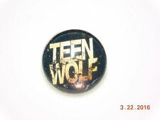 Snap Button TEEN WOLF metal snap Charm for Leather Snap button jewelry/18-19MM