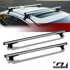 "Universal 50"" Silver Window Frame Roof Top Rail Rack Tube Cross Bars Carrier G21"