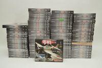 NEW DeAGOSTINI 1/16 Scale Zero Fighter model kit vol.1-100 complete set (mn49)