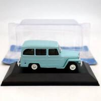 IXO Altaya IKA Estanciera 1965 1:43 Diecast Models Collection Miniature car
