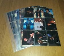 THE X-FILES SEASON 2 TRADING CARDS 1-72 BY 20TH CENTURY FOX  1996 COLLECTION.