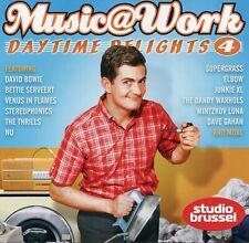 Studio Brussel presents Music@Work : Daytime Delights 4 (2 CD)