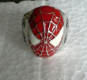 SuperHero Movie SPIDER-MAN SPIDERMAN Ring Size 12 AVENGERS