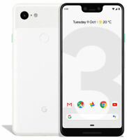 Google Pixel 3 XL - 64GB - Clearly White (Unlocked) Good Condition