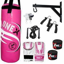 2ft Borsa Punch E Guanti Set Junior Jab Boxe Set MMA Allenamento Mamma Regalo