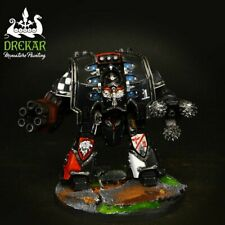 Dark Angels Legion Leviathan Dreadnought forgeworld ** COMMISSION ** painting