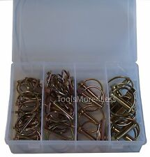 Snapper Pin Assortment 50 pc
