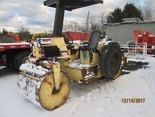 Ferguson 46A Asphalt Roller With Tow Pac / Diesel / Hydrostatic Drive