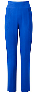 Cotton Traders Womens Ladies UK 18 Elasticated Waist Casual Easywear Trousers