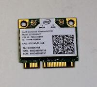 HP G7-2000 Laptop Genuine WLAN Wireless Wi-Fi 670290-001 0A Mini Card