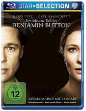 Blu-ray * Der seltsame Fall des Benjamin Button * NEU OVP * Brad Pitt