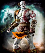 "NECA Game Original God of War 3 Ultimate Kratos 7"" PVC Action Figure Toy Doll"