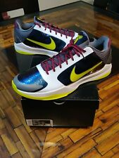 Nike Kobe V 5 Protro Chaos Joker Authentic Nike Order Size 17 CD4991-100 New