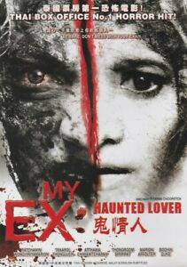 My Ex 2: Haunted Lover (2010) Thai Movie _ English Sub _ DVD PAL All Region