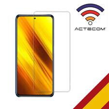 ACTECOM® PROTECTOR PANTALLA PARA Xiaomi Poco X3 NFC CRISTAL TEMPLADO Poco X3 NFC
