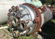 700 670 Gallon Stainless Mueller Reactor Rated 150full Vacuum 482 Degf