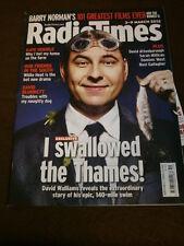 RADIO TIMES - DAVID WALLIAMS - MARCH 3 2012