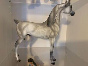 Breyer, Stone Pferd Araber Cust, Traditional
