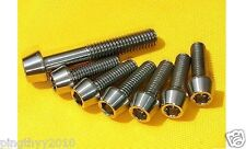 J&L Ti/Titanium Stem Bolt/Screw-for Syntace F99,F109,3T ARX,FSA OS-99 CSI,SLK