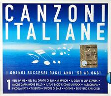 Canzoni Italiane I Grandi Successi Dagli Anni '50 Ad Oggi Cd Pooh Modugno Leali