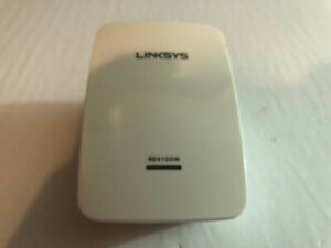 Linksys N600 Pro WiFi Range Extender RE4100W Dual-Band