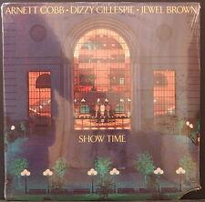 ARNETT COBB - DIZZY GILLESPIE - JEWEL BROWN SHOW TIME FANTASY '87 US PRES SEALED