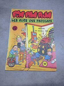 BD REVUE - PIM PAM POUM n°30