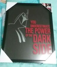 star wars frame Dark Vader 20x16