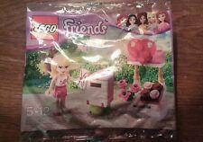 "LEGO FRIENDS Set No.30105 - ""Stephanie's Mailbox"" - NEW FACTORY SEALED POLYBAG"
