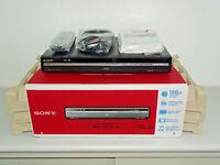 Sony RDR-HX750 DVD-Recorder / 160GB HDD in OVP, Schwarz, FB+BDA, 2J. Garantie
