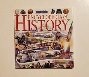 DK Chronicle Encyclopedia of History (Vintage PC CD-ROM, 1997)