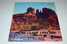 Music Clinic Concert~Grant Union High School~John Day, Oregon~March 29, 1969~NEW