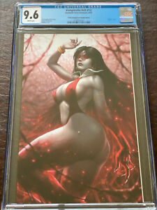 Vampirella #12, Comic Kingdom of Canada Edition, CGC 9.6
