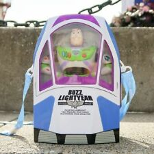 TOKYO DISNEY RESORT POPCORN BUCKET 2018 Toy Story Buzz Lightyear Limited JPN