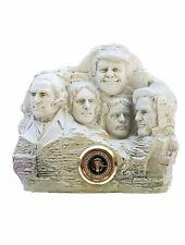 Donald J. Trump Mount Rushmore TrumpMore With Presidential Clock USA US #MAGA#