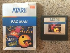 Pacman Pac Man COMPLETE game w/ Box Atari 5200 - Not For Resale
