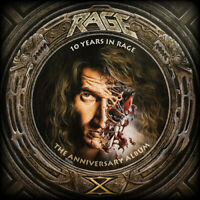 Rage : 10 Years in Rage CD 2 discs (2019) ***NEW*** FREE Shipping, Save £s