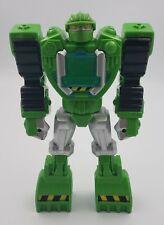 "Transformers Rescue Bots Boulder Construction 12"" Playskool Action Figure 2013"